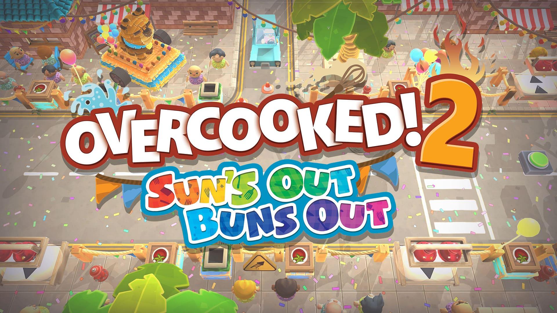 《煮過頭2》Overcooked 2 夏季免費更新DLC:Suns Out, Buns Out_Gamcka.jpg