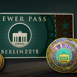 Berlin 2019 – Tournament Items StarLadde柏林賽事物品