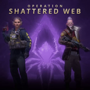 Operation Shattered Web-蛛網大行動開始